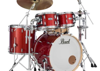 (2)--MCT924XEDPC-Masters-Maple-Complete-346-Vermillion-Sparkle