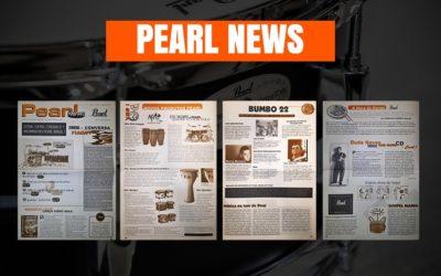 A Tradição da Pearl Brasil na Comunicação com o Baterista