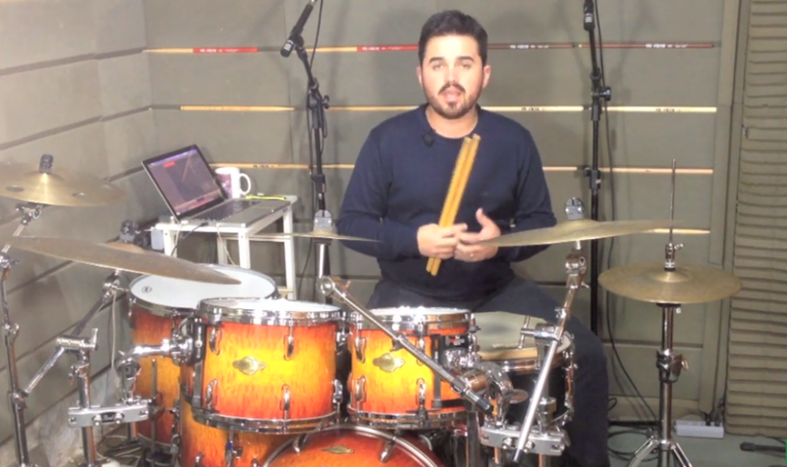 Édipo Hummes na Semana Pearl 21×7 da Make Music Brasil