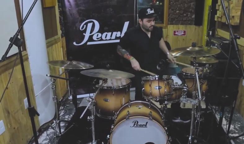 Tiago Belém na Semana Pearl 21×7 da Make Music Brasil 2019