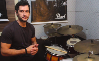 Vaney Bertotto na Semana Pearl 21×7 da Make Music Brasil