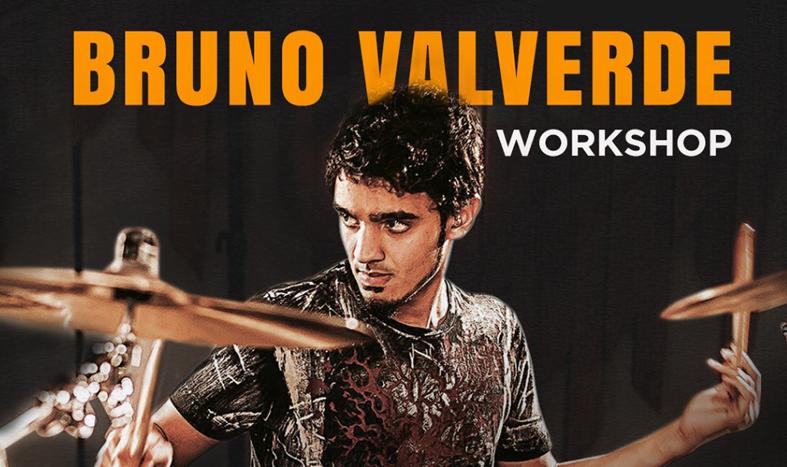 Workshop Bruno Valverde em Curitiba dia 27 de Agosto