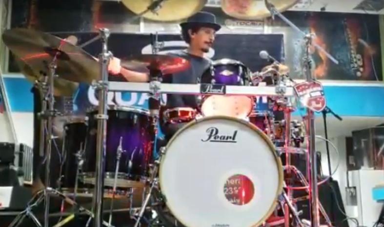 Beto Preah – Samba Atelier Percussion