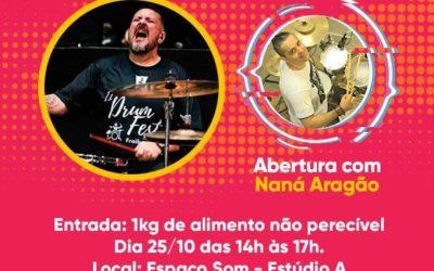Workshop com Walter Lopes em São Paulo