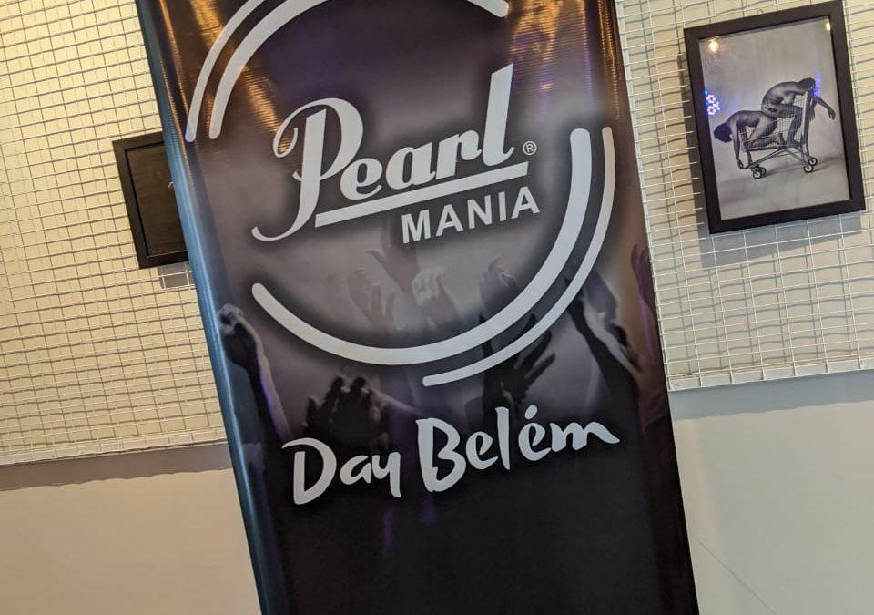 Pearl Mania Day em Belém